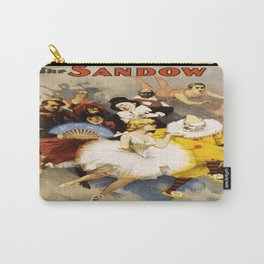 Vintage poster - The Sandow Carry-All Pouch