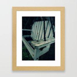 Garden Decoration  Framed Art Print
