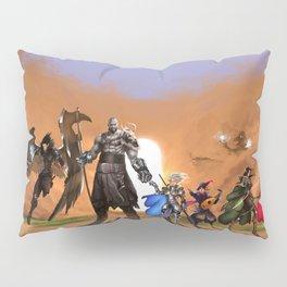 Vox Machina Pillow Sham