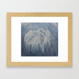 Water and Light Framed Art Print