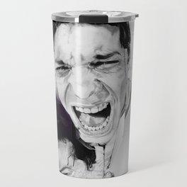 100 Days of Chaos Travel Mug