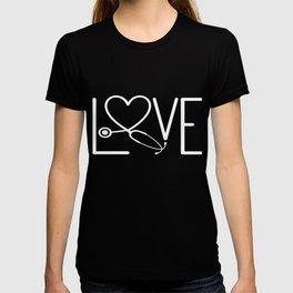 Cute Nurse love gift for RN T-shirt