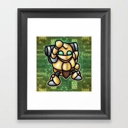R-66Y Framed Art Print