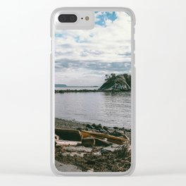 Whytecliff Park Clear iPhone Case