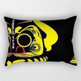 Daruma Board Rectangular Pillow