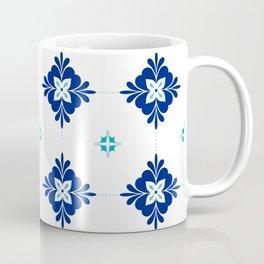 blue morrocan dream no3 Coffee Mug