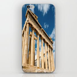 Parthenon Greece iPhone Skin