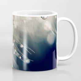 dandelion evening blue Coffee Mug