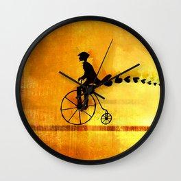 approach Wall Clock
