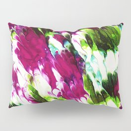 A Colorful Evolve Pillow Sham