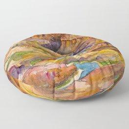 Grand Canyon National Park Floor Pillow