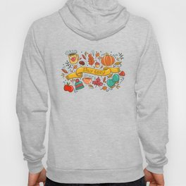 Stay Cozy in Autumn Hoody