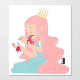 Blood Queen Canvas Print