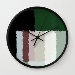 Abstract 30 Wall Clock