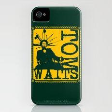 Tom Waits iPhone (4, 4s) Slim Case