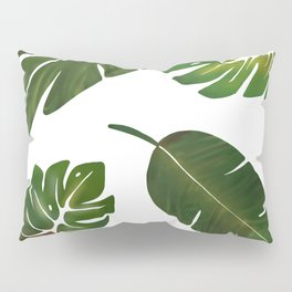 Banana Leaf Quartet Pillow Sham