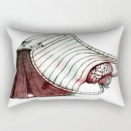 open soul Rectangular Pillow