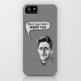 Doublethink iPhone 11 case