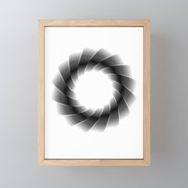 Inspiral - 04-08 Framed Mini Art Print