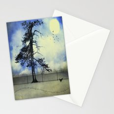 Walking, Talking, and Wandering Stationery Cards