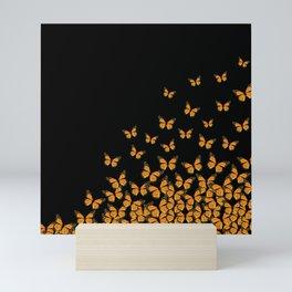Imperial Butterfly Dark Mini Art Print