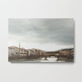 The Arno Metal Print