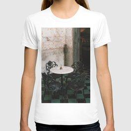 Tea Time in Izamal, Mexico T-shirt