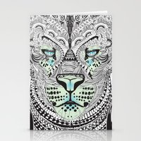 kit king Stationery Cards featuring Kit Mambo by eos vector