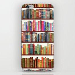 Jane Austen Vintage Book collection iPhone Skin