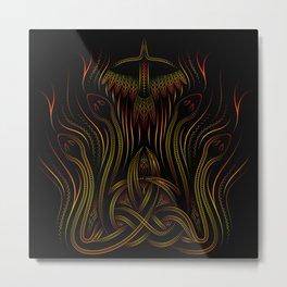Sparks Metal Print