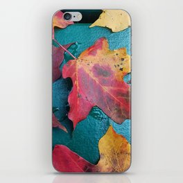 WithrowLeaves iPhone Skin