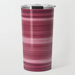Abstraction Serenity in Rose Travel Mug