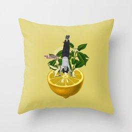 Reach it all Throw Pillow