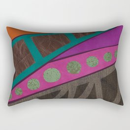 remember to be alive Rectangular Pillow