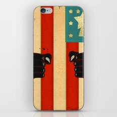 History Class iPhone & iPod Skin