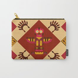 Indian patchwork42 Carry-All Pouch