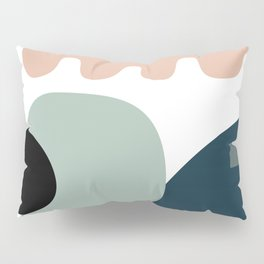 Shape study #18 - Stackable Collection Pillow Sham