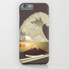 The Great Ramen Wave iPhone 6 Slim Case