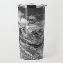 mountains, the Dolomites in South Tyrol Travel Mug