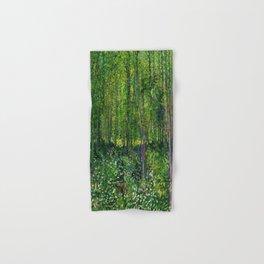 Vincent Van Gogh Trees & Underwood Hand & Bath Towel