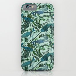 Narwhals iPhone Case