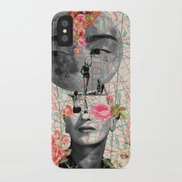 my muse (Frida Kahlo) iPhone Case