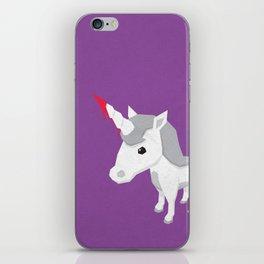 Accidental Legends: Unicorn iPhone Skin