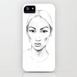 determination iPhone Case