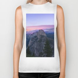 Yosemite National park #society6 Biker Tank