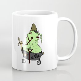 The Official Agnes Bumpster™  Coffee Mug