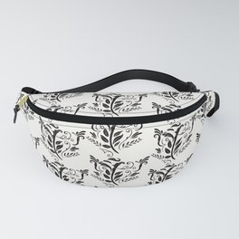 Be Aware Fanny Pack