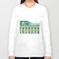 political Long Sleeve T-shirts featuring Political building. by Alejandra Triana Muñoz (Alejandra Sweet