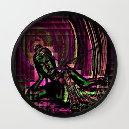relaxation room Wall Clock