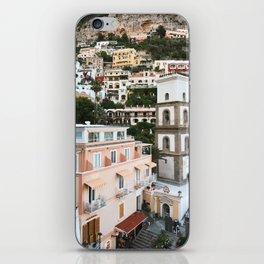 Warm Shades, Positano iPhone Skin
